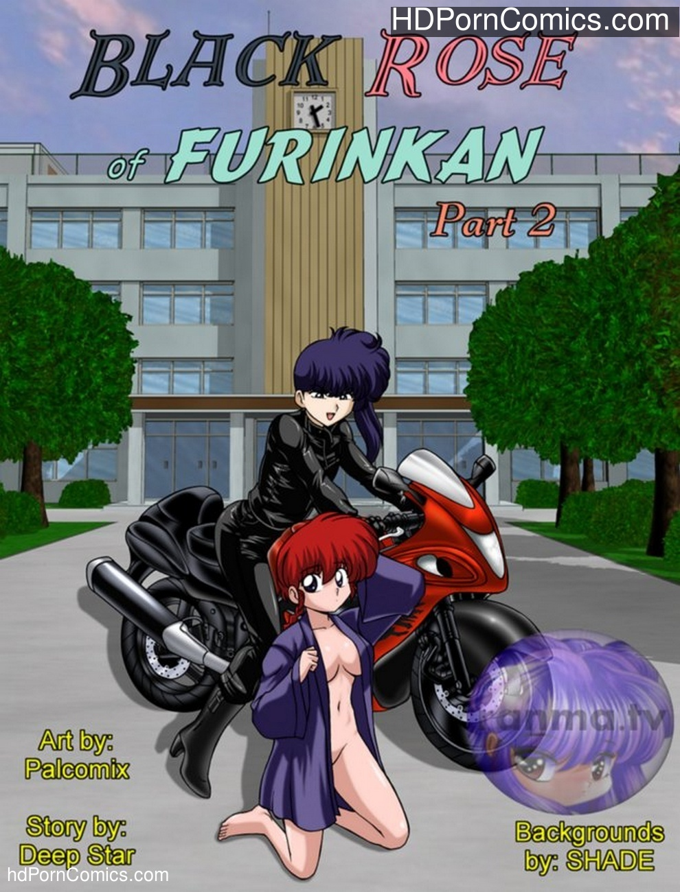 Ranma – Black Rose Of Furnikan 2 Sex Comic