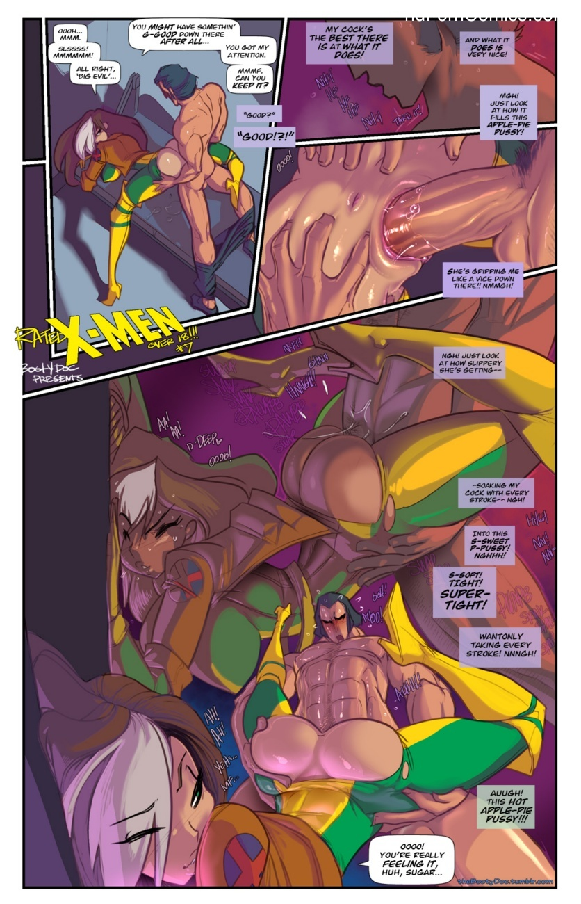 Rated-X-Men8 free sex comic