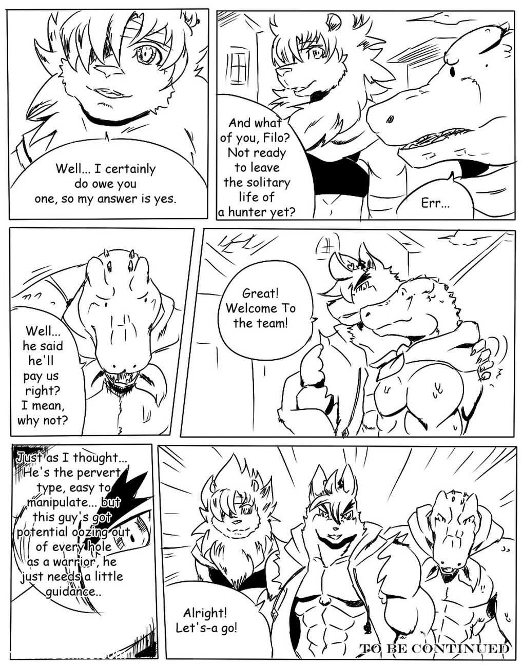 Red Hot Party 2 Sex Comic