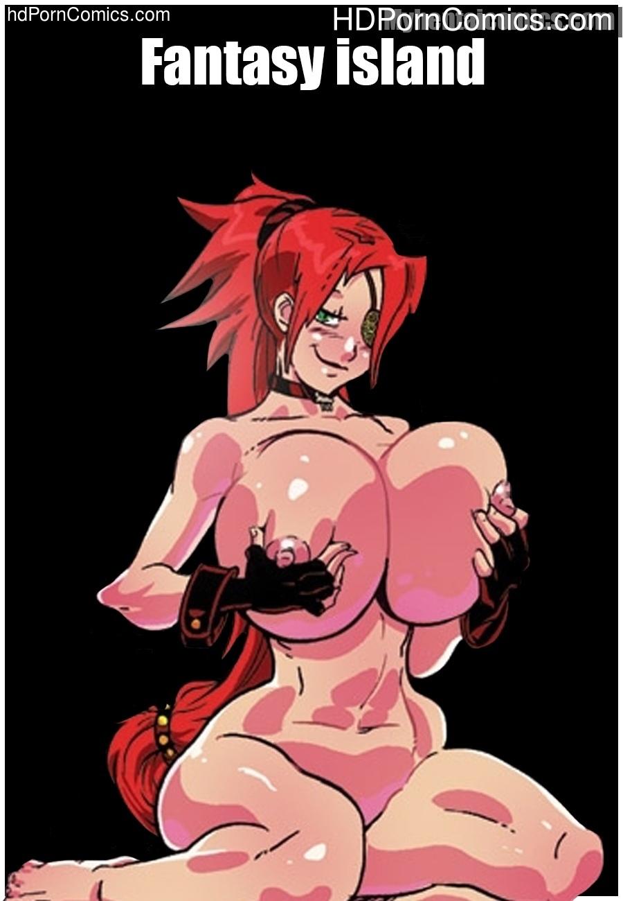 Fantasy Island comic porn