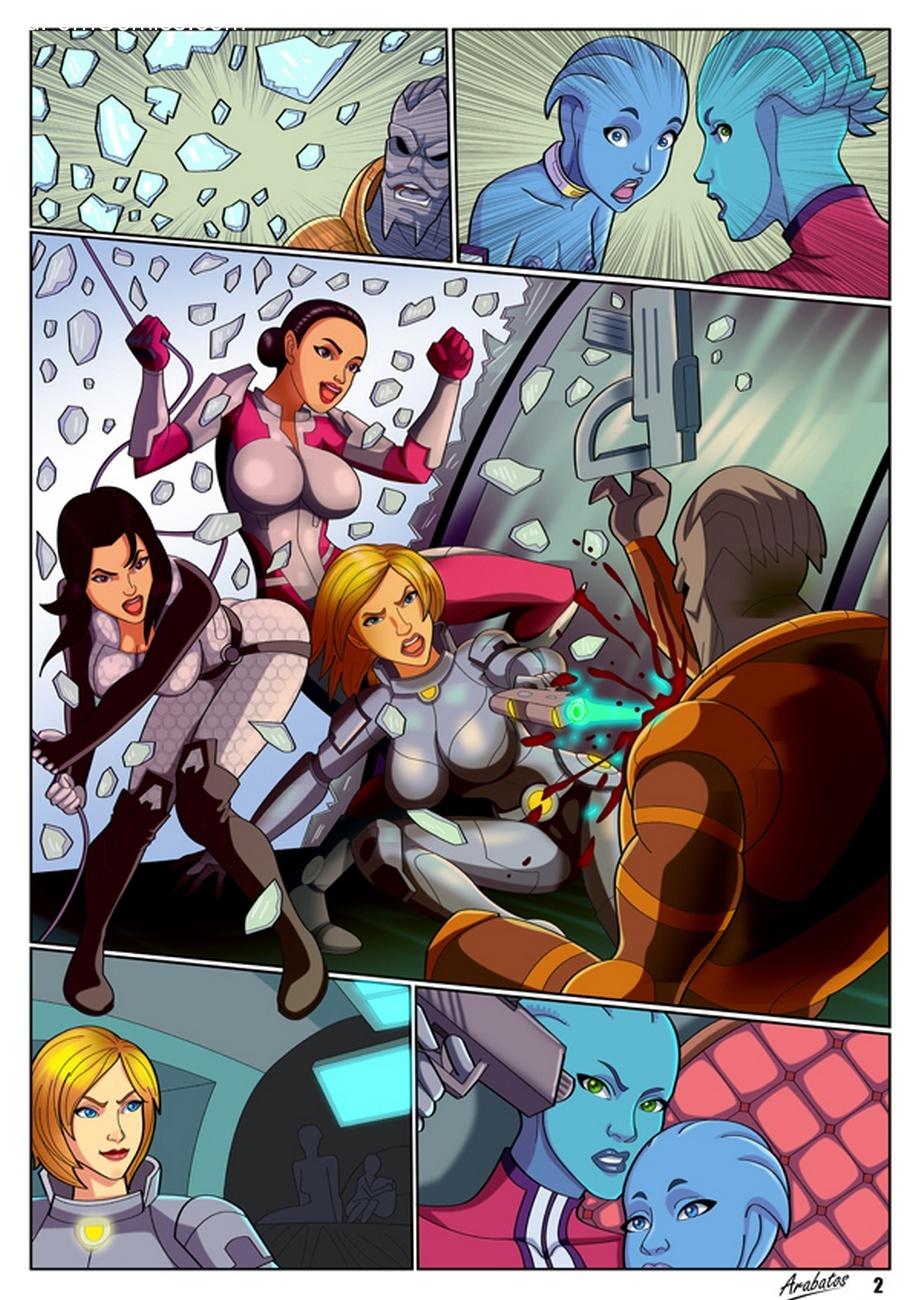 Renegade-Shepard3 free sex comic