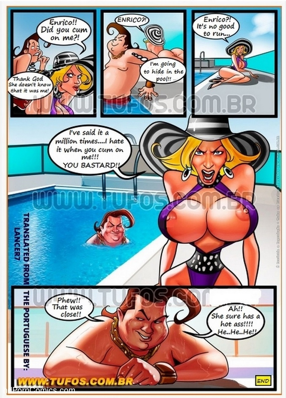 Rich Family 1 – Mom's Expensive Ass Sex Comic