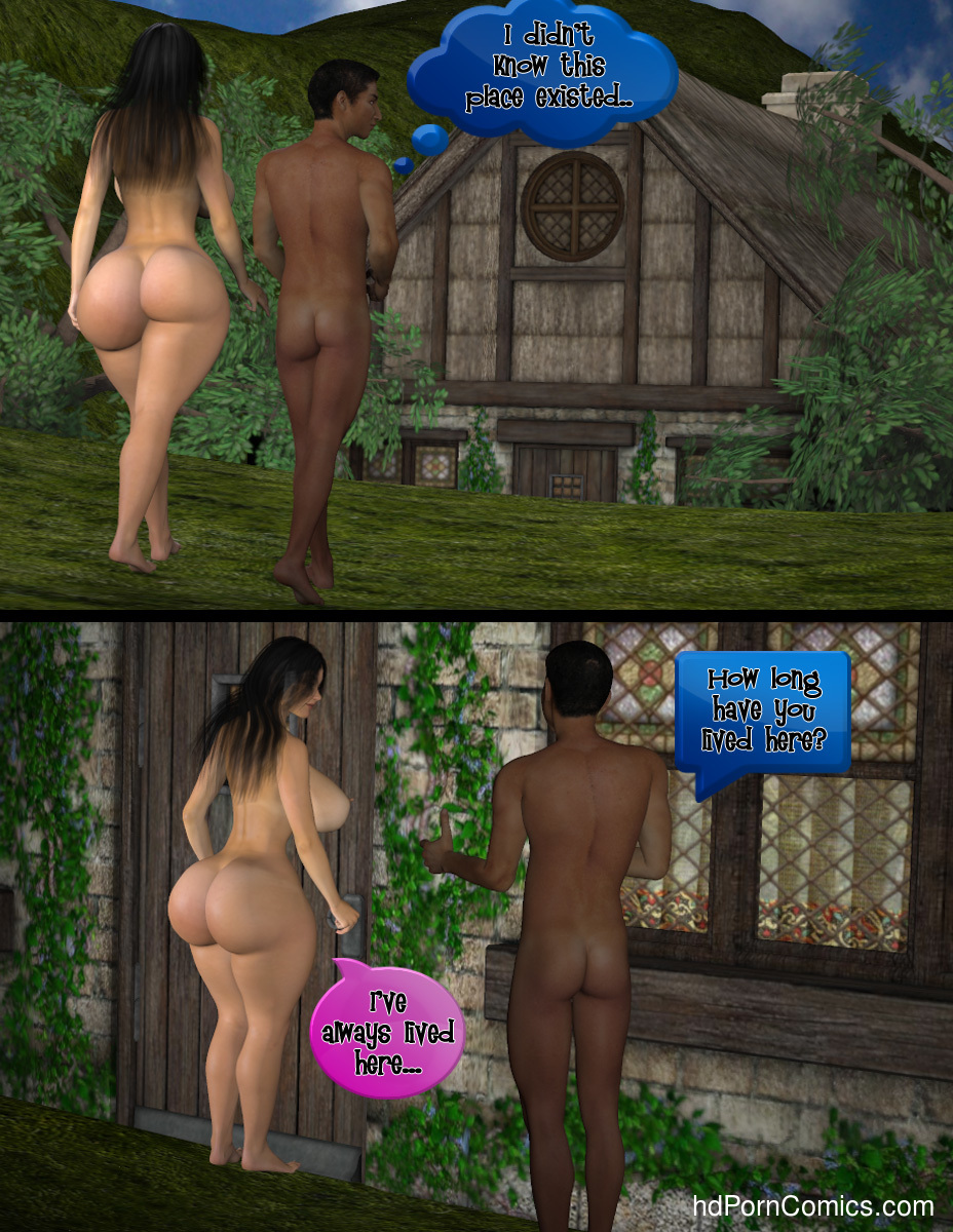 Rickfoxxx- Paradise Lost16 free sex comic