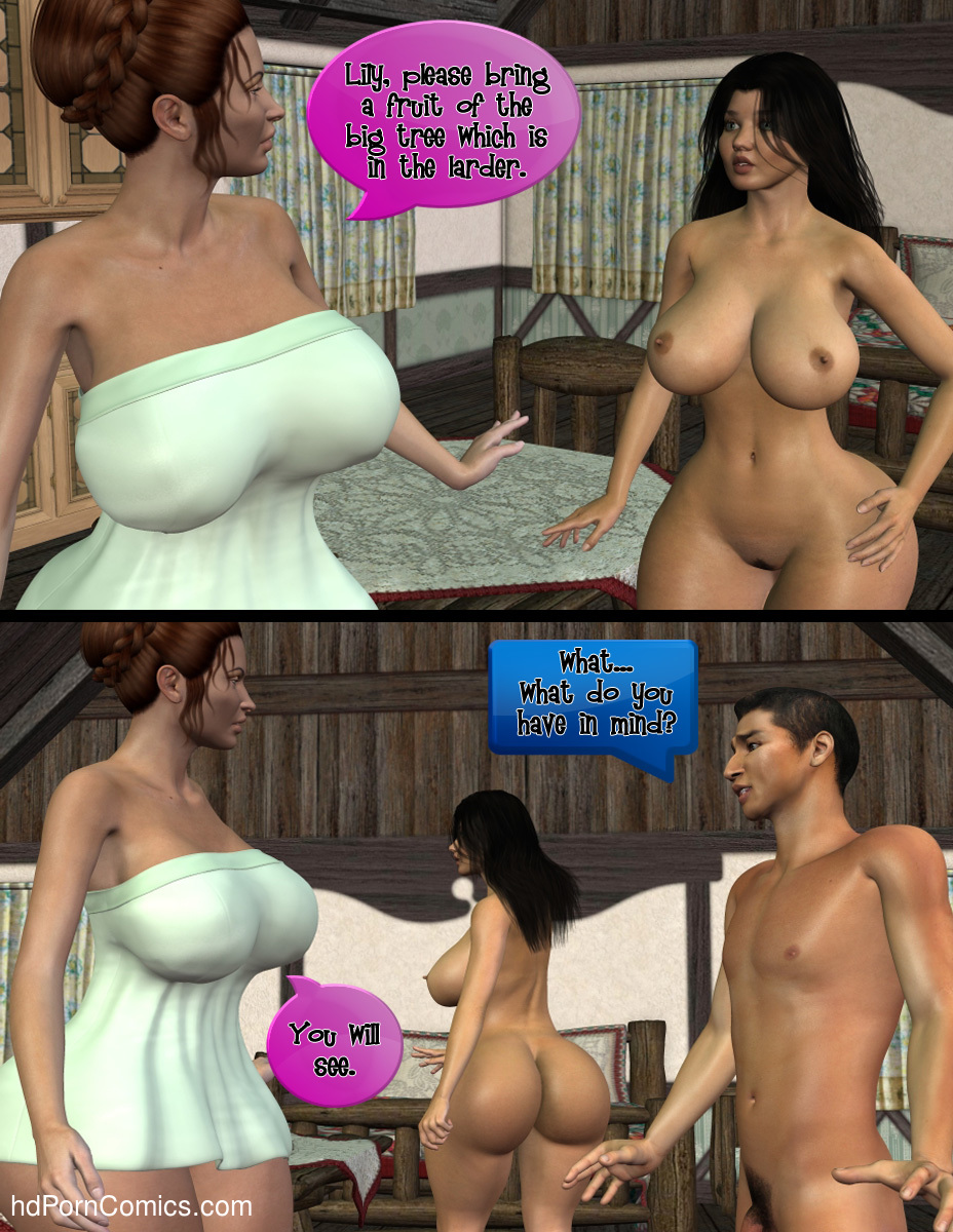 Rickfoxxx- Paradise Lost34 free sex comic