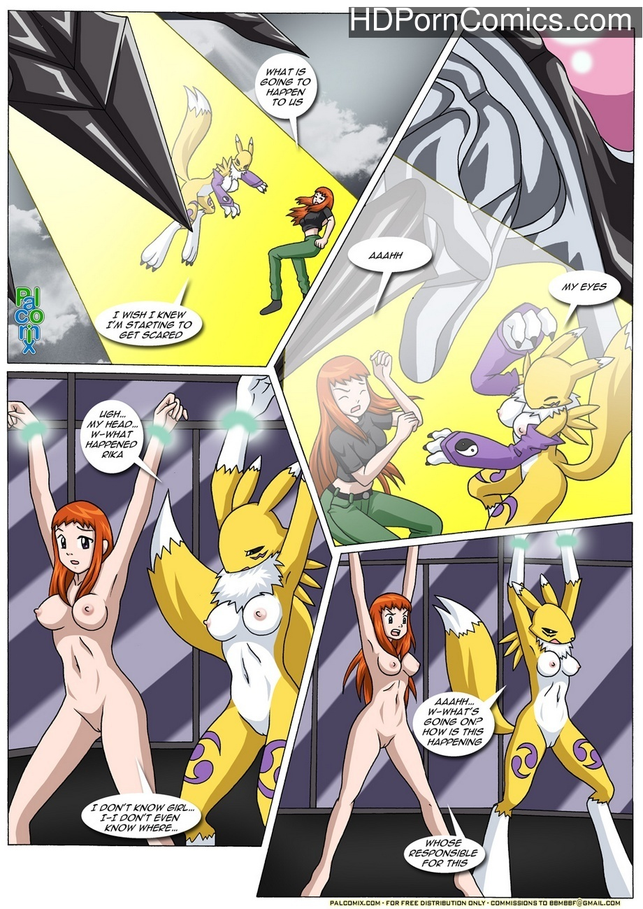 Rika And Renamon's Blues 41 free sex comic