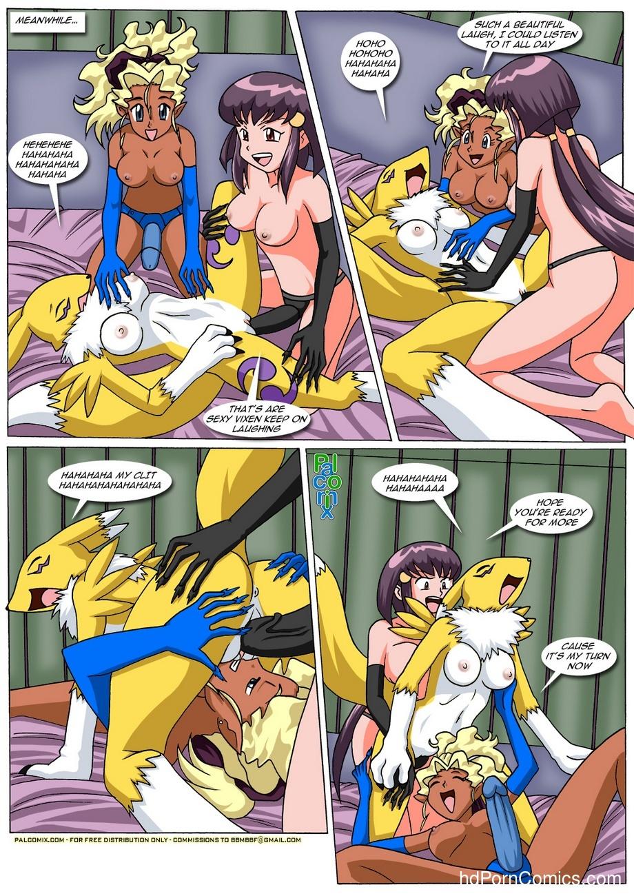 Rika And Renamon's Blues 57 free sex comic