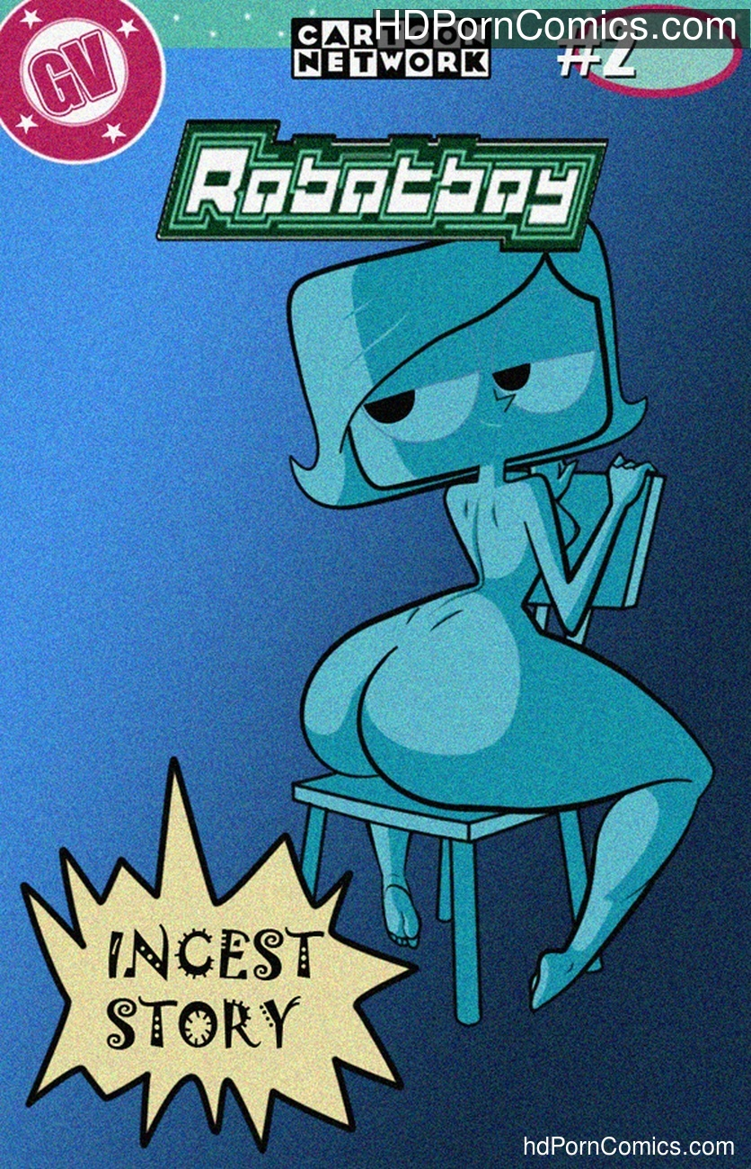 robotboy sex comic - hd porn comics