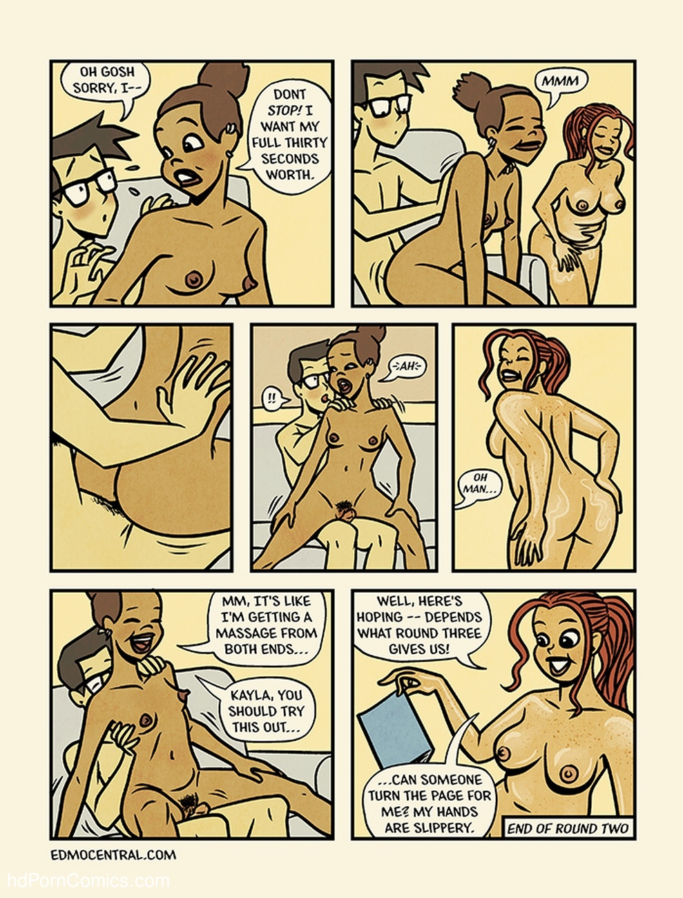 Roll The Dice 2 – Round Two comic porn