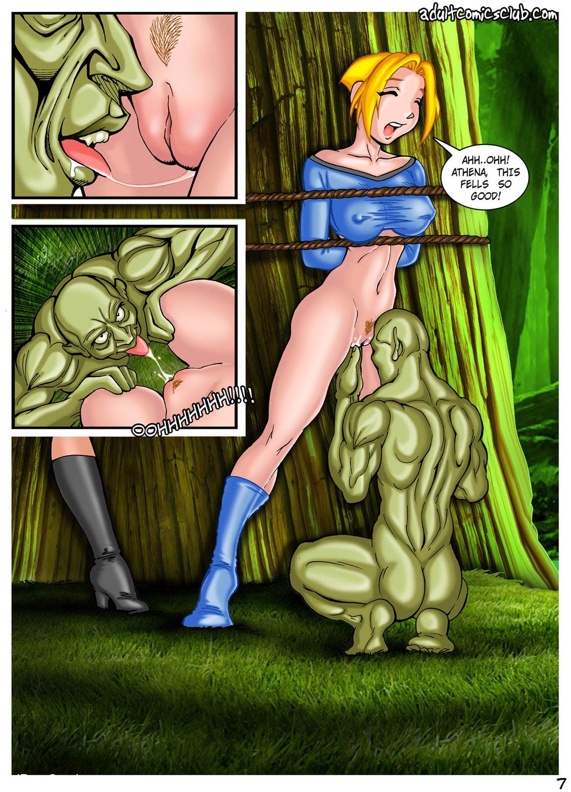 Cartoon hentai warriors photos hardcore gallery