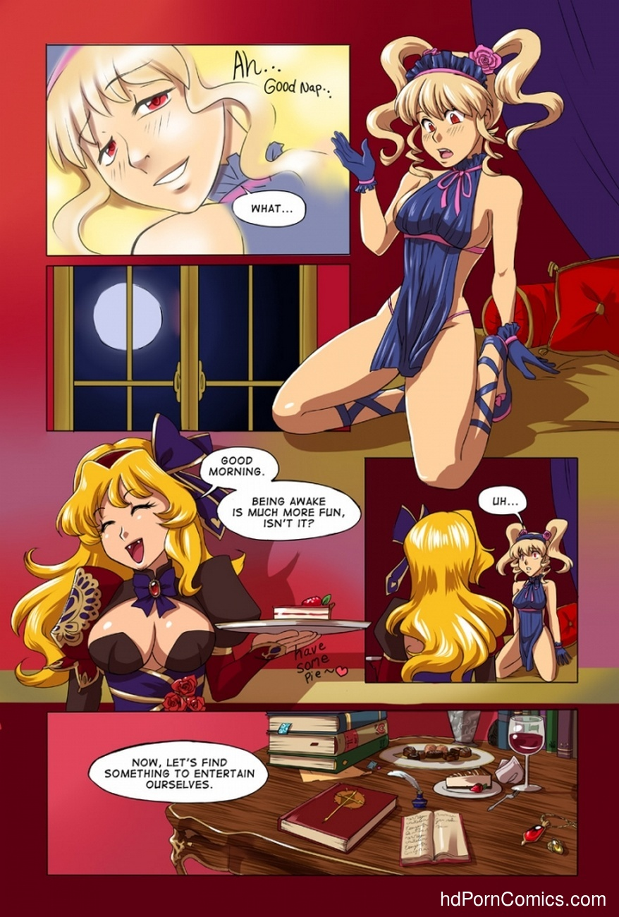 Rose Slayer 1 – The Lonely Maiden Sex Comic