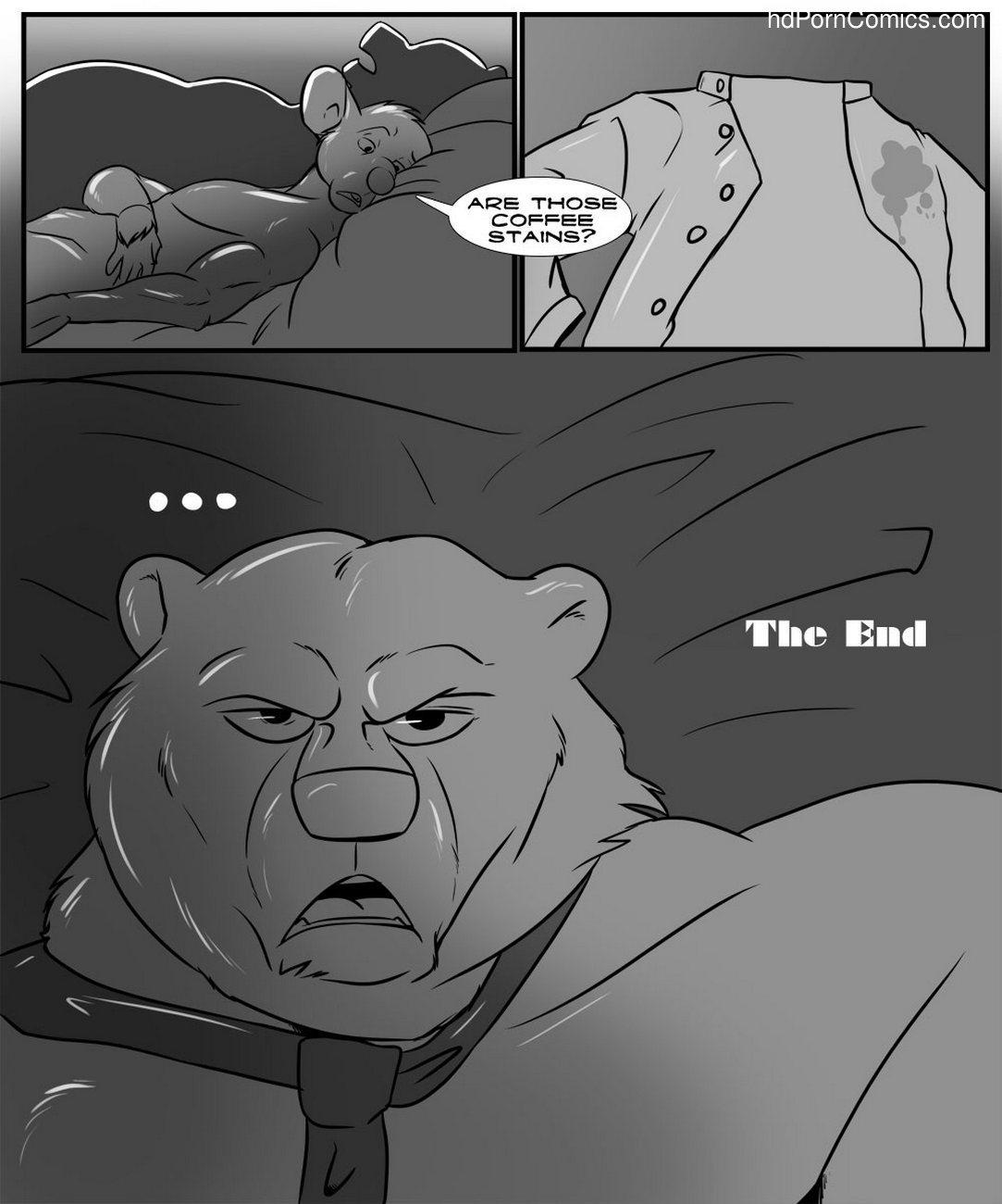 Rough Day Sex Comic