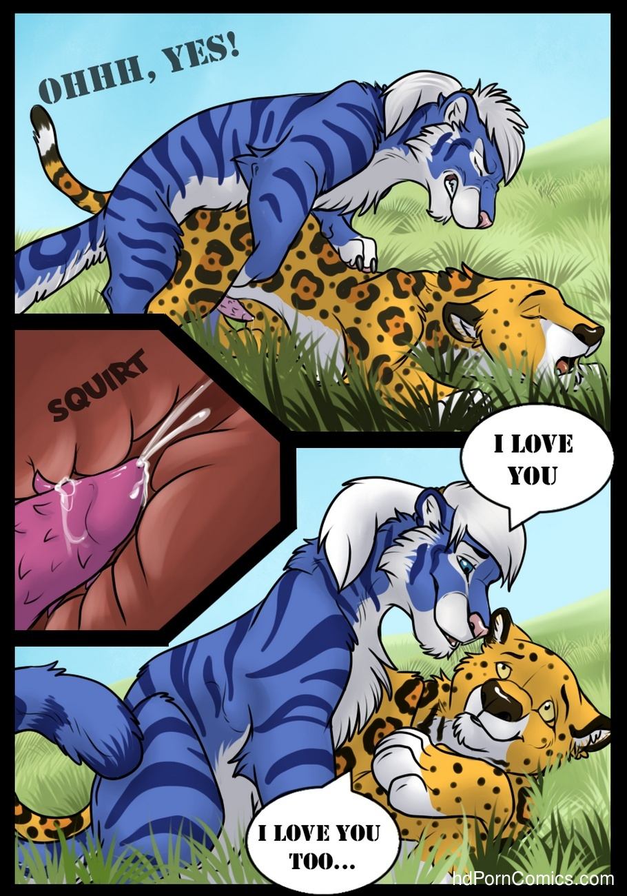 Ruined Hunt Sex Comic