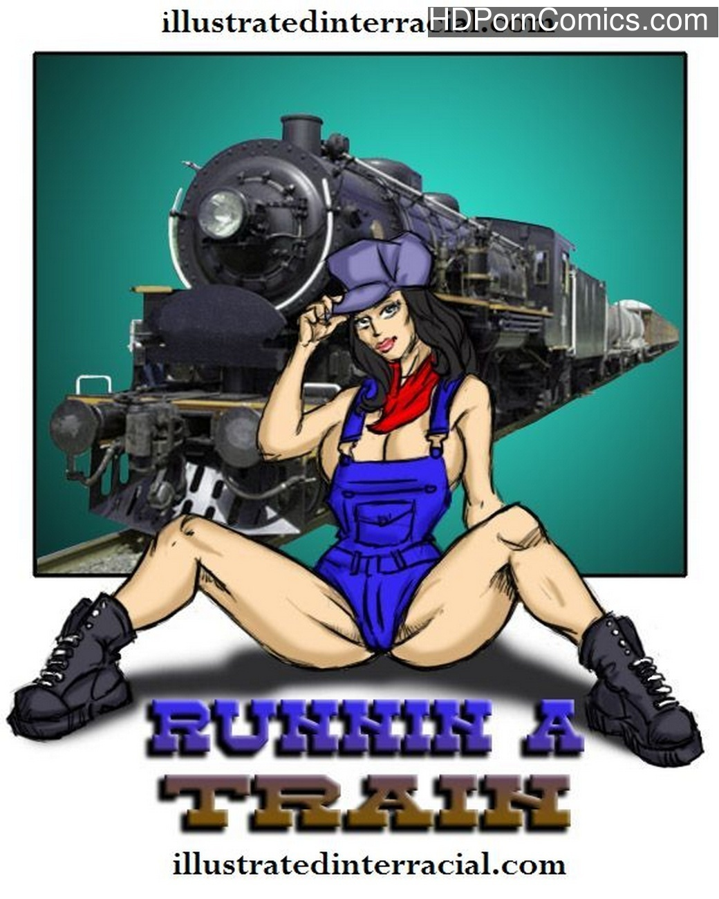 Runnin A Train 1 Sex Comic
