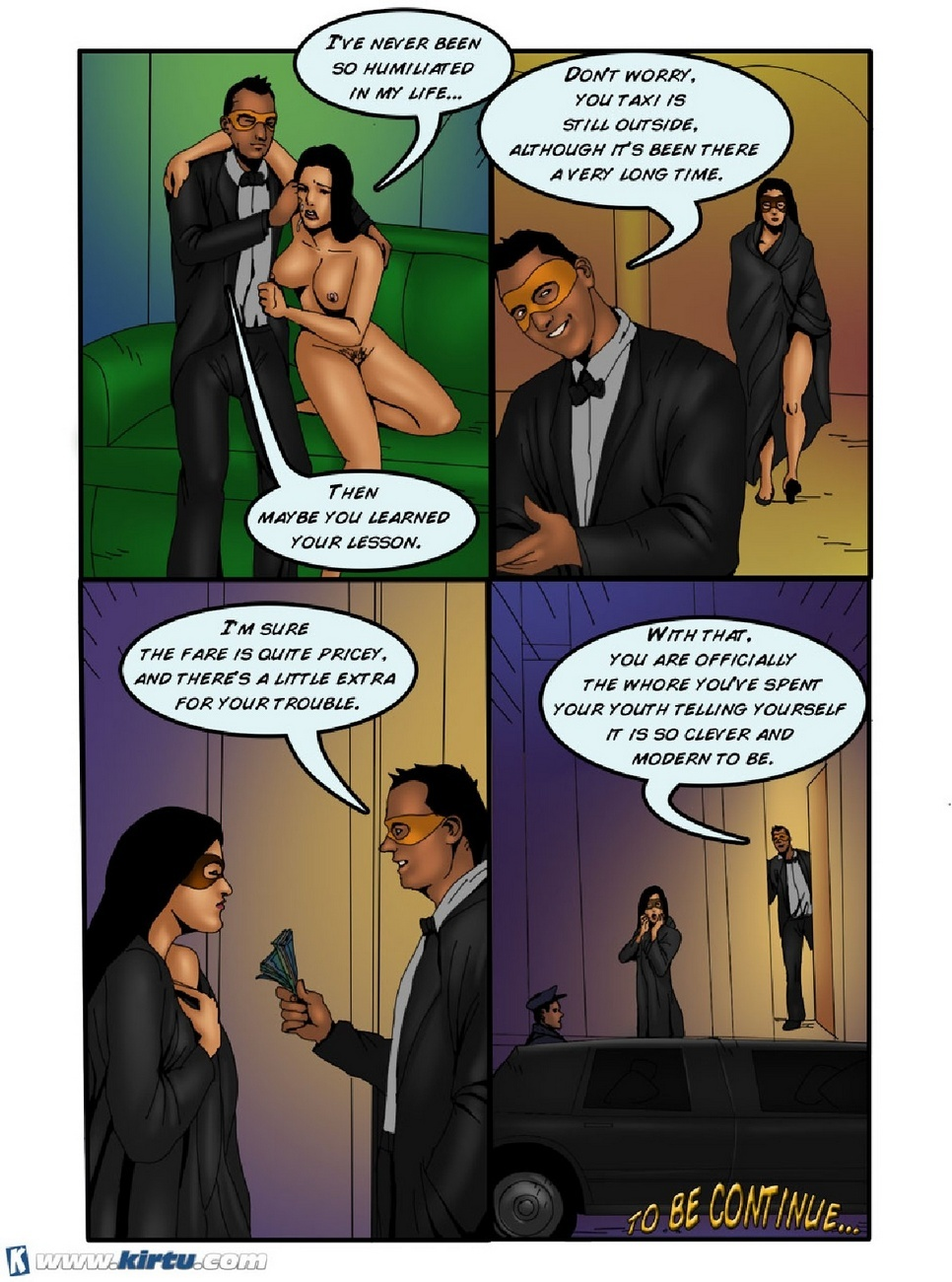 Saath Kahaniya 10 – The Game Sex Comic