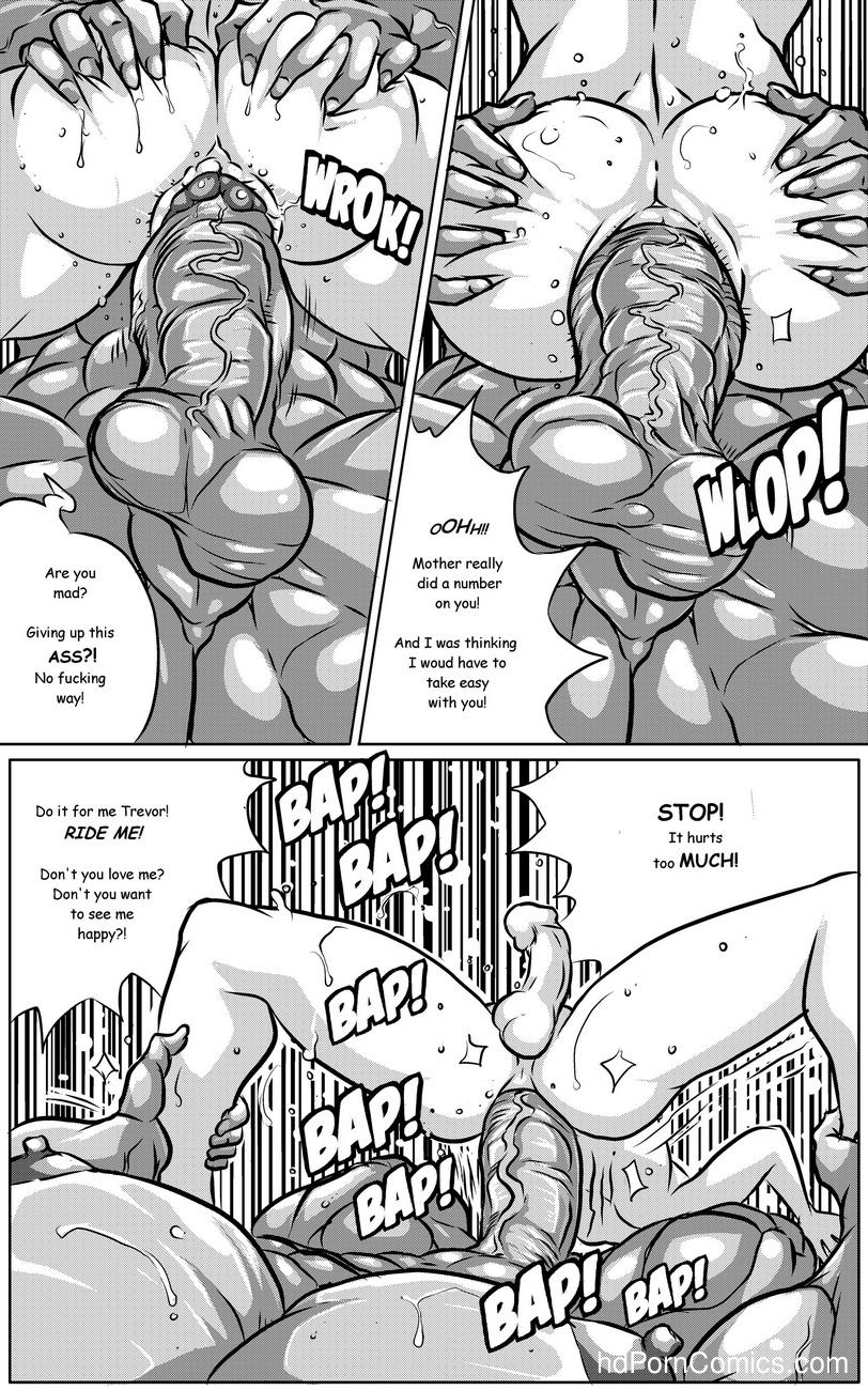 Sacrifice-218 free sex comic