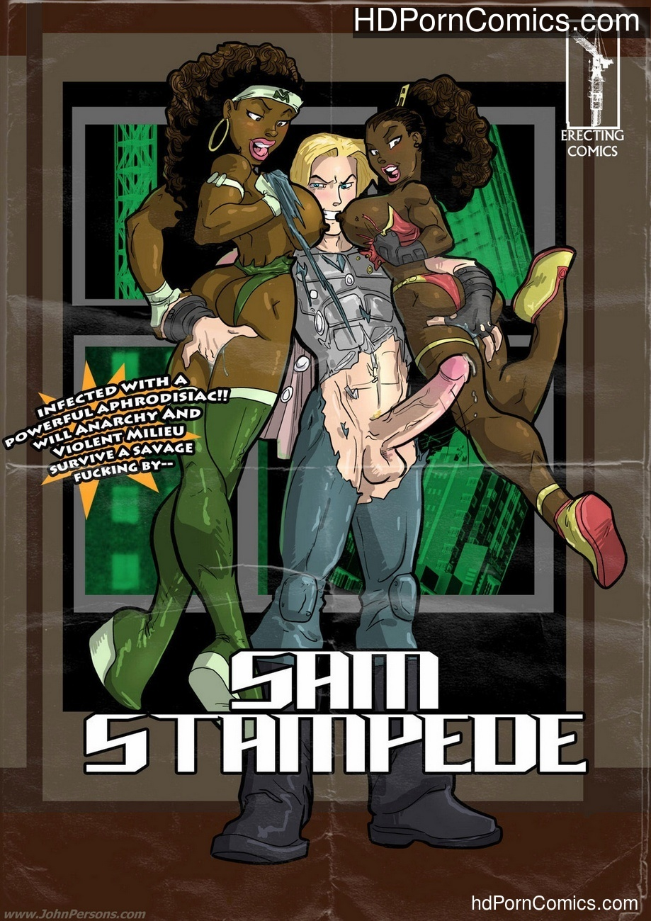 Sam Stampede 1 Sex Comic