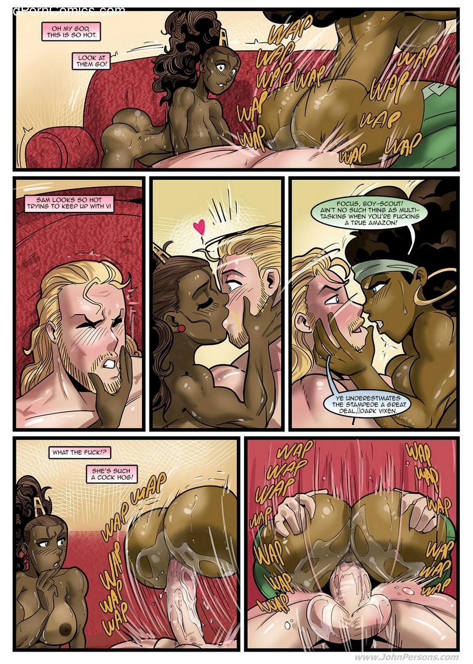 Interracial porn movie gallery