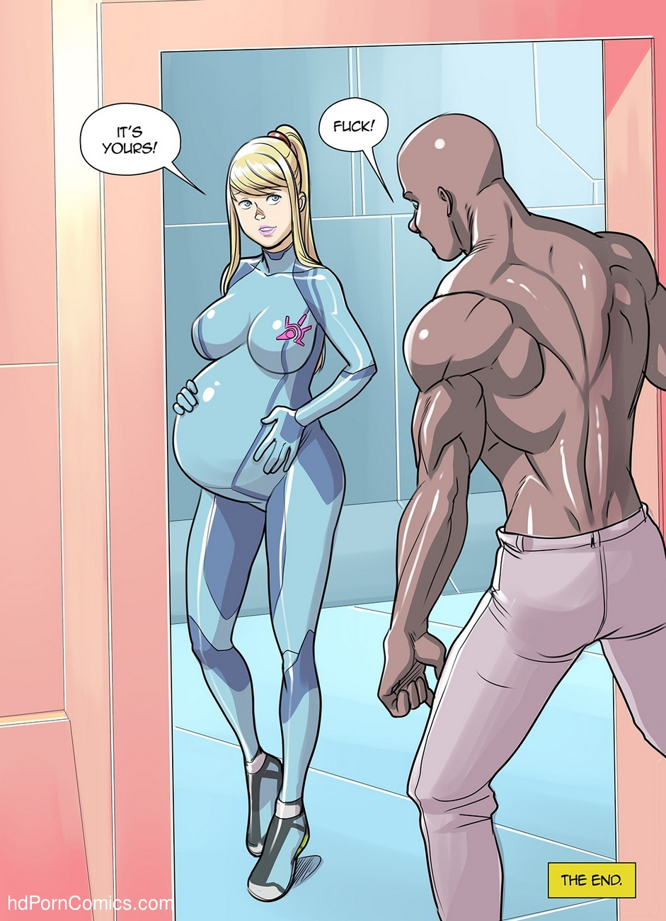 Samus XXX 1 12 free sex comic
