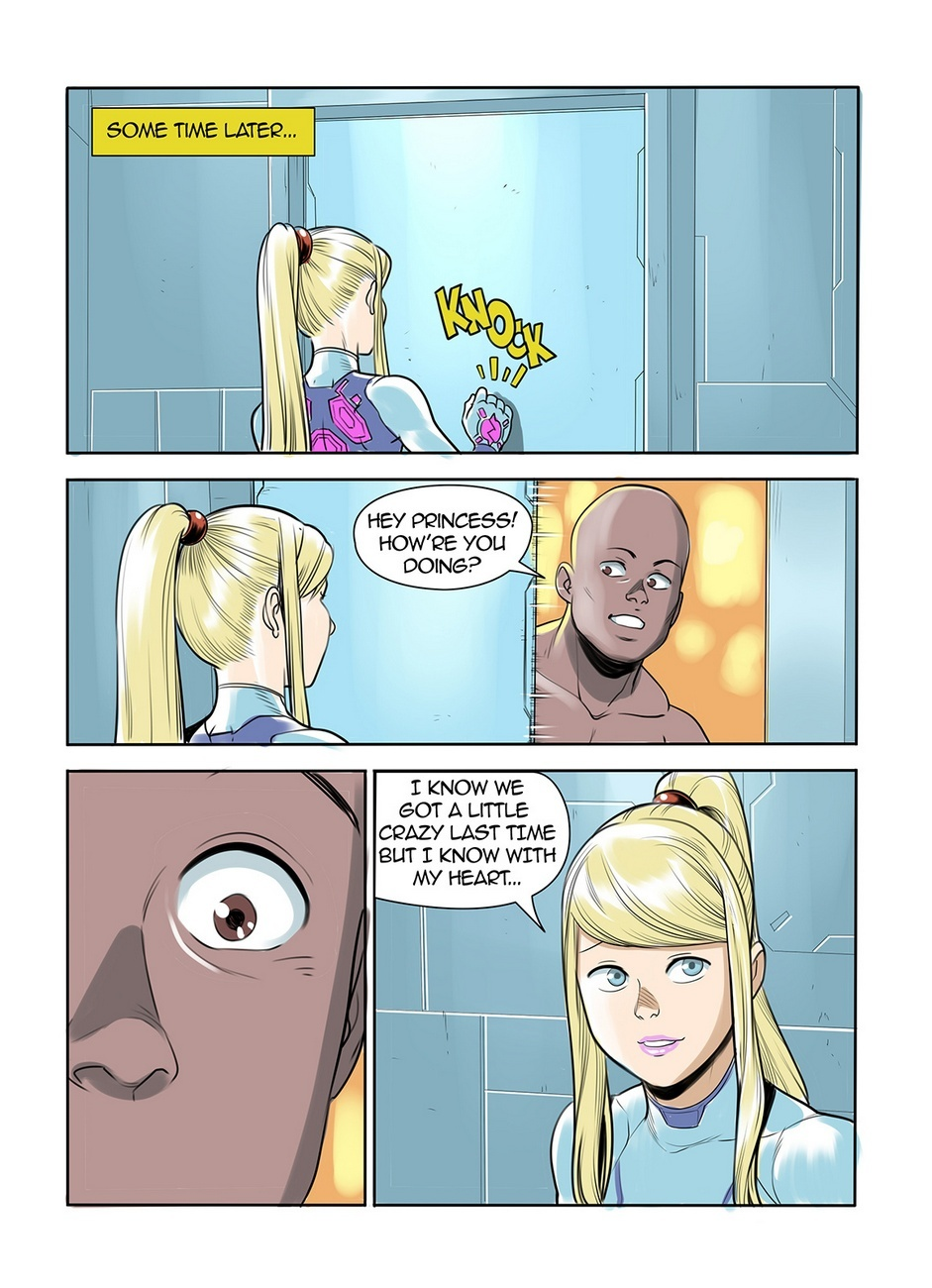 Samus XXX 1 13 free sex comic