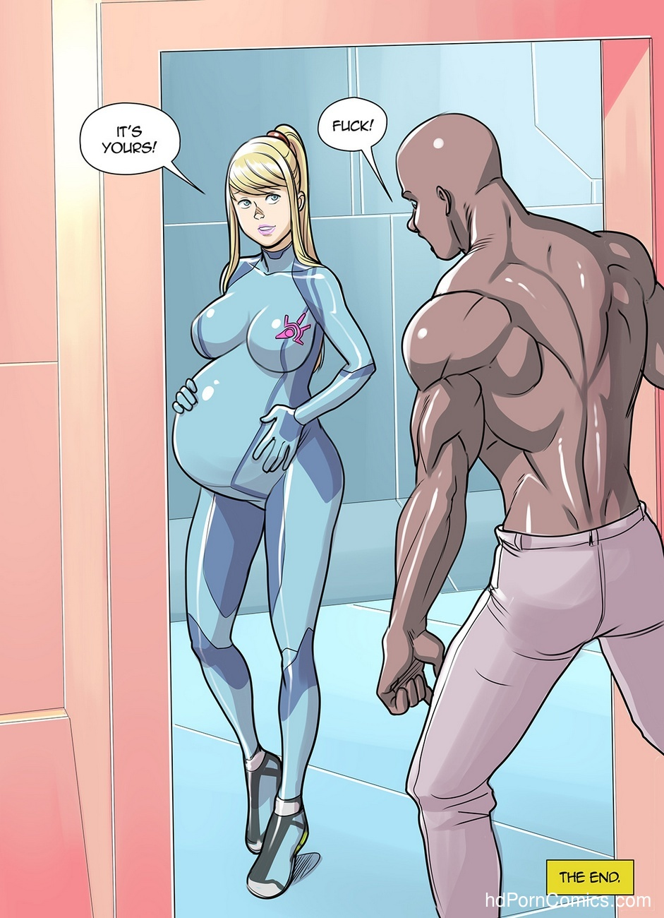 Samus XXX 1 Sex Comic