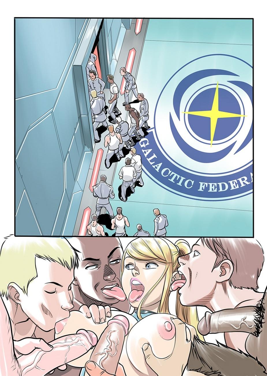 Samus XXX 1 8 free sex comic