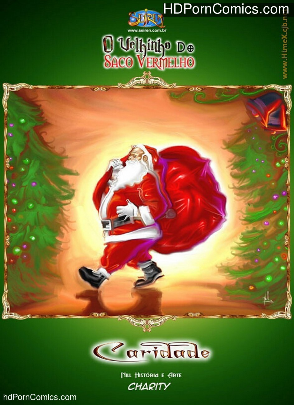 Santas charity Sex Comic