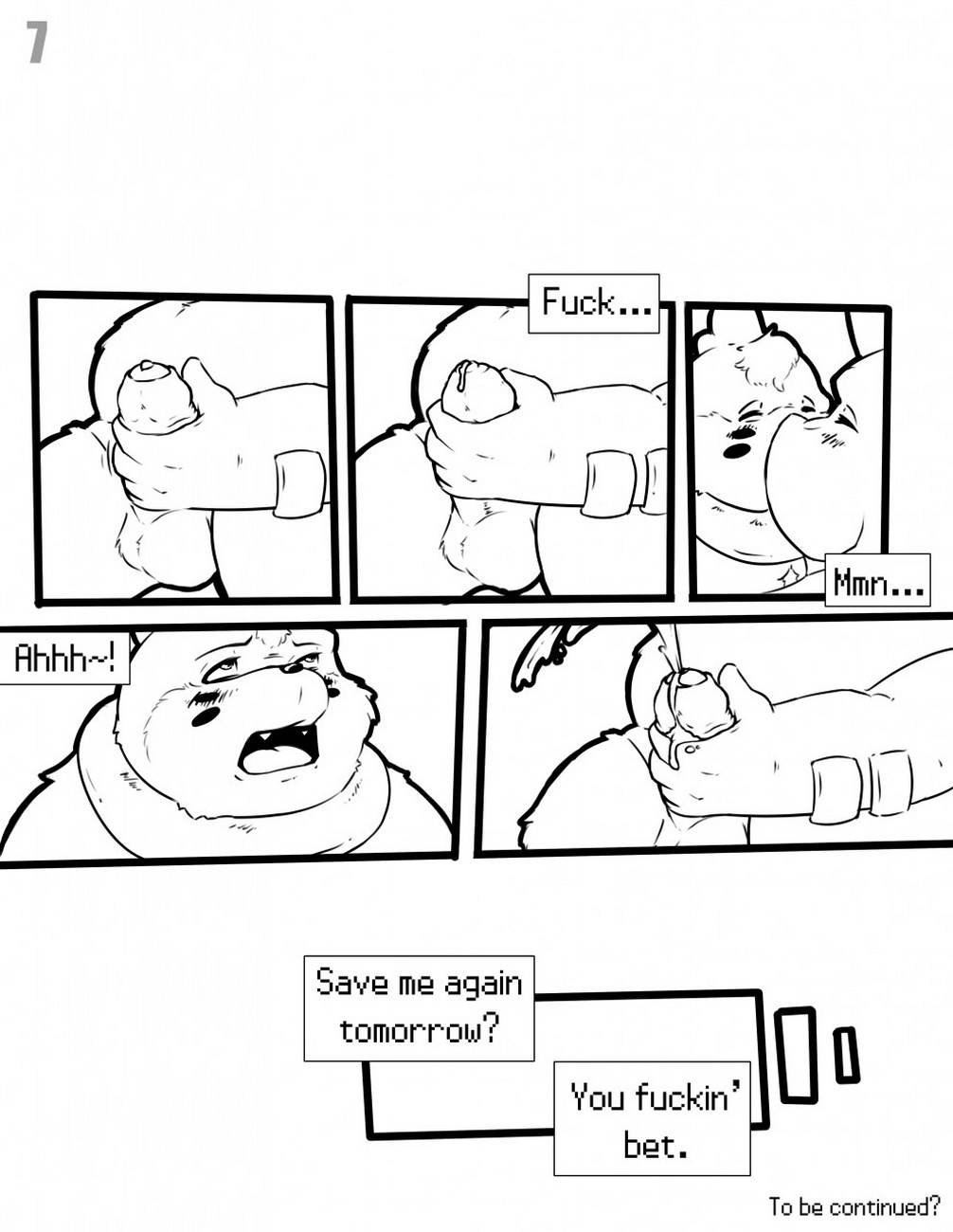 Save Me Again Sex Comic