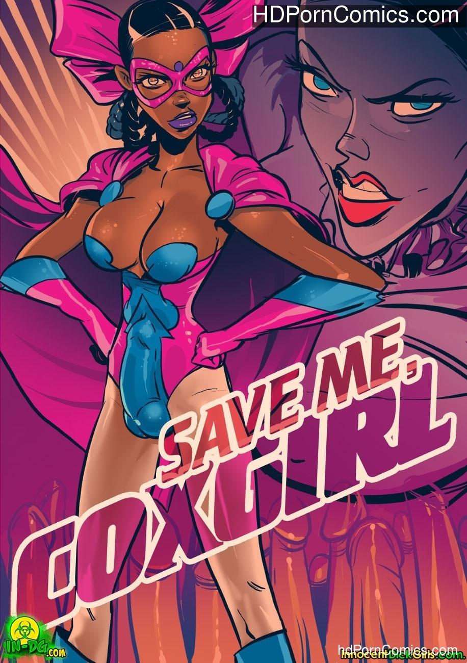 Save Me, Coxgirl Sex Comic