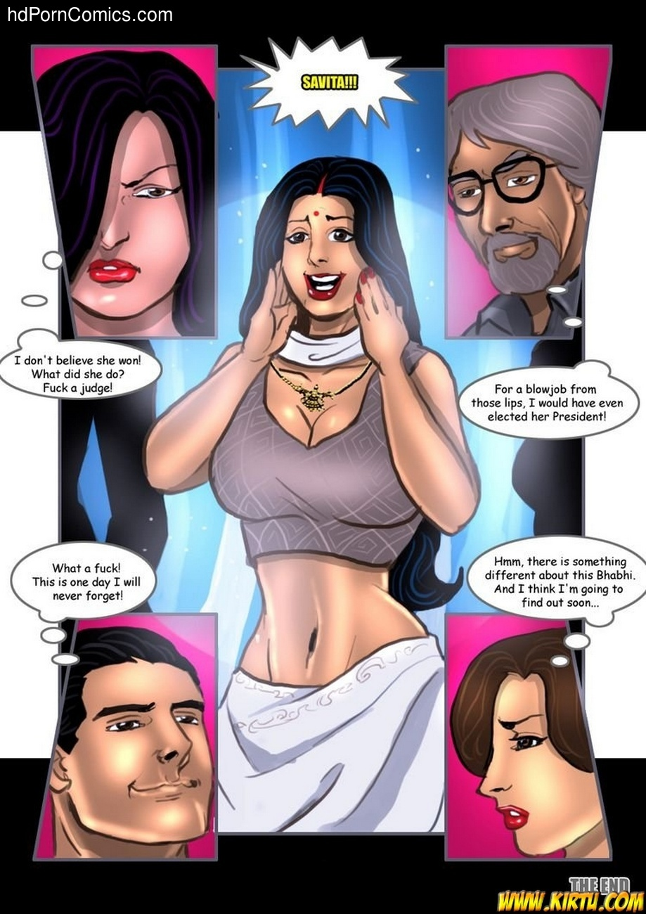 Savita Bhabhi 12 – Miss India 2 Sex Comic