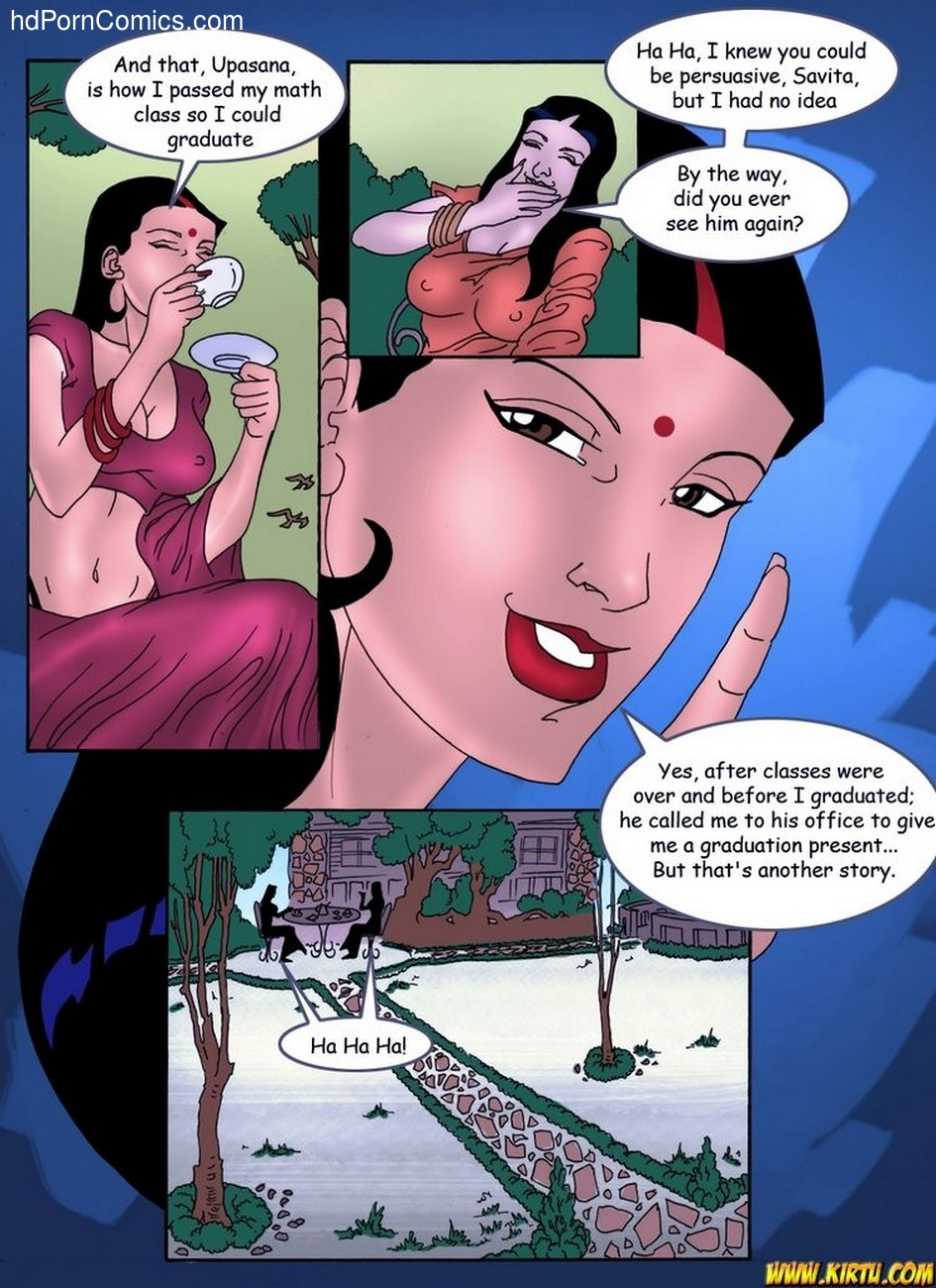 Savita Bhabhi 13 – College Girl Savvi Sex Comic