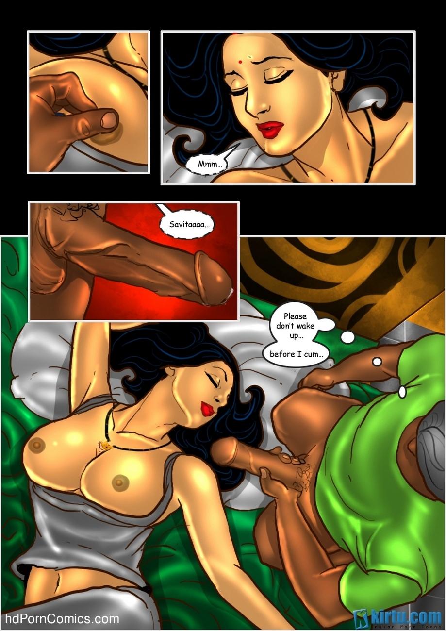 Savita Bhabhi 25 - The Uncle's Visit 15 free sex comic