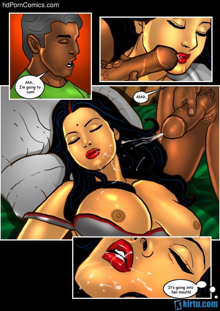 Savita Bhabhi 25 - The Uncle's Visit 16 free sex comic