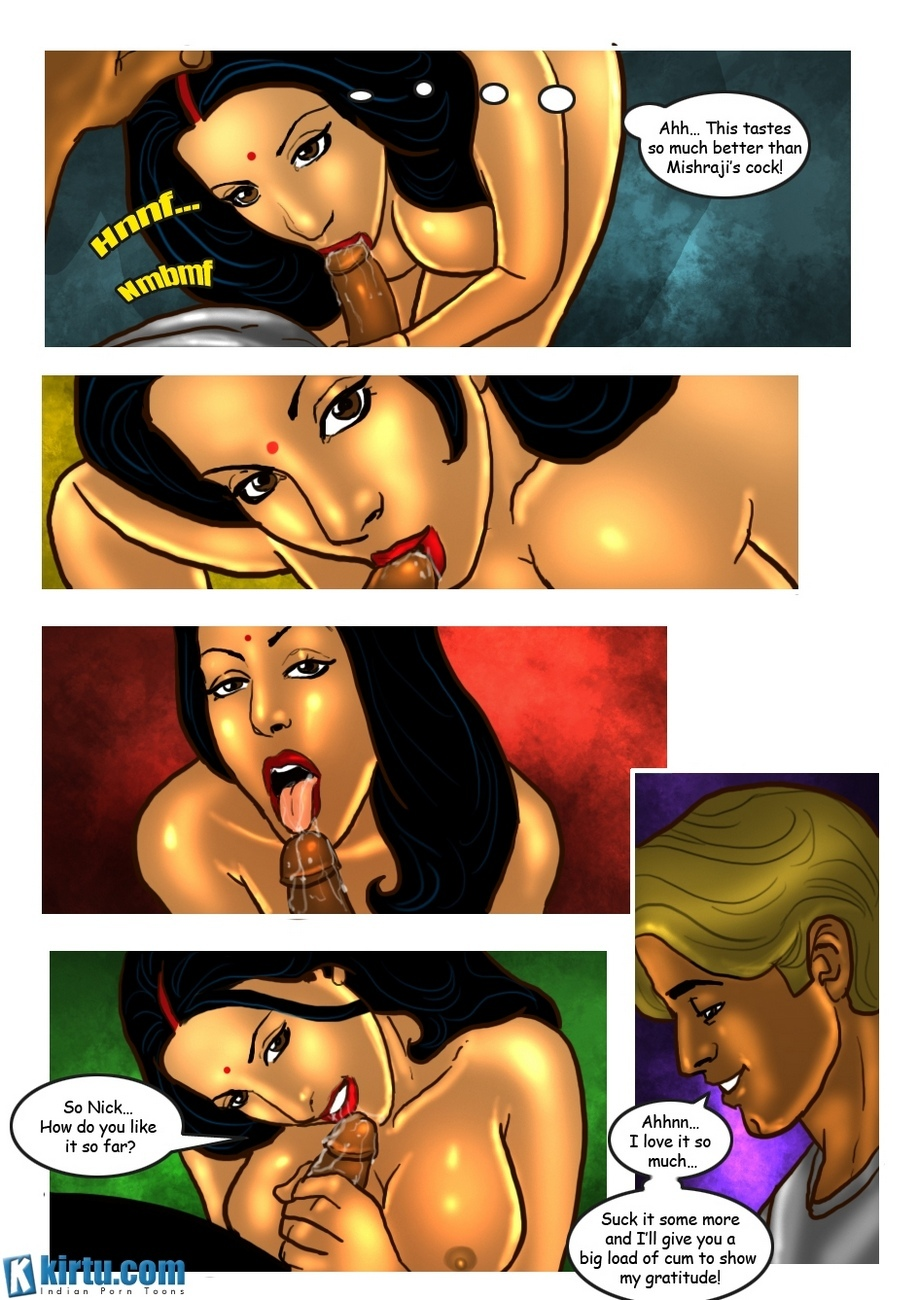 Savita Bhabhi 26 - The Photo Shoot 15 free sex comic
