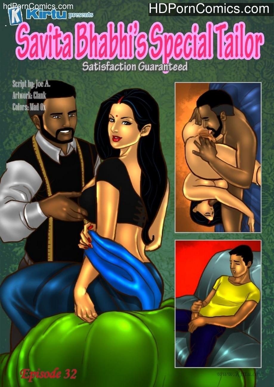 Savita Bhabhi 32 – Savita Bhabhi's Special Tailor comic porn