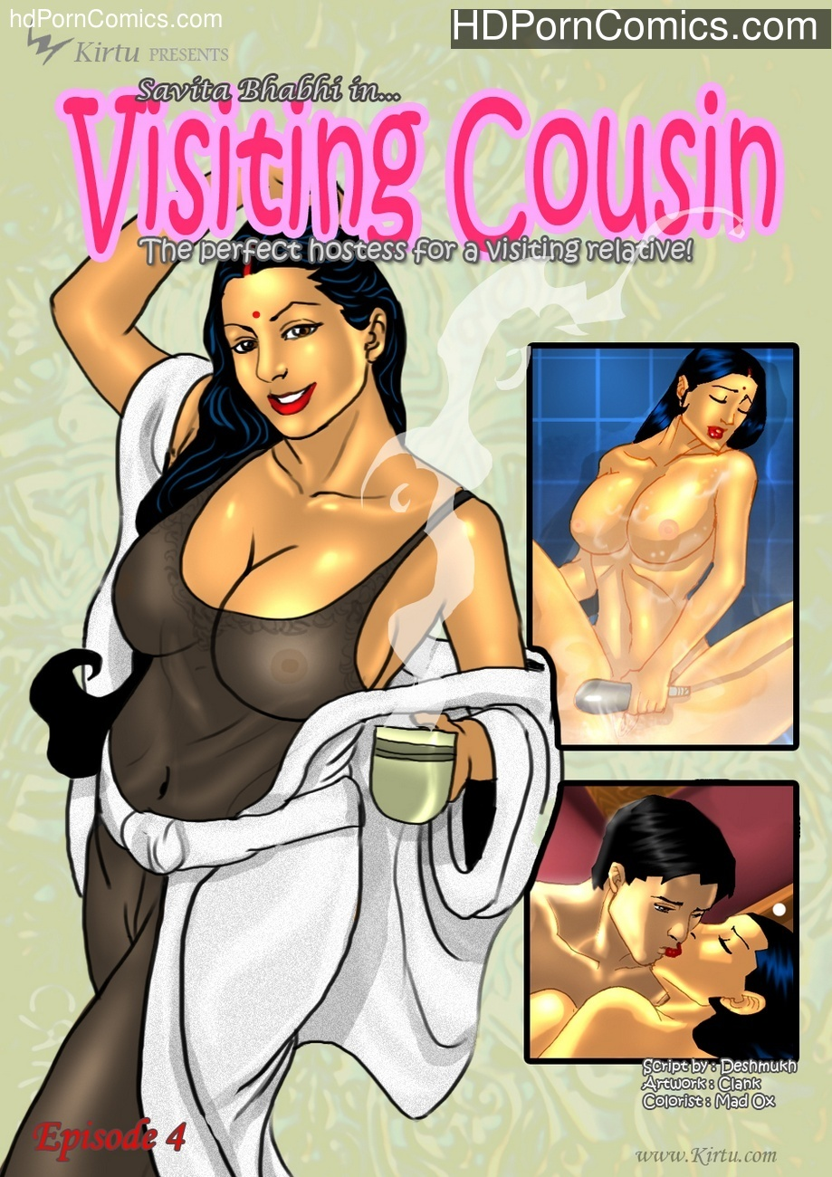 Savita Bhabhi 4 – Visiting Cousin Sex Comic