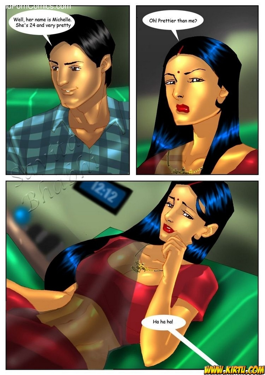 Savita Bhabhi 4 - Visiting Cousin 14 free sex comic