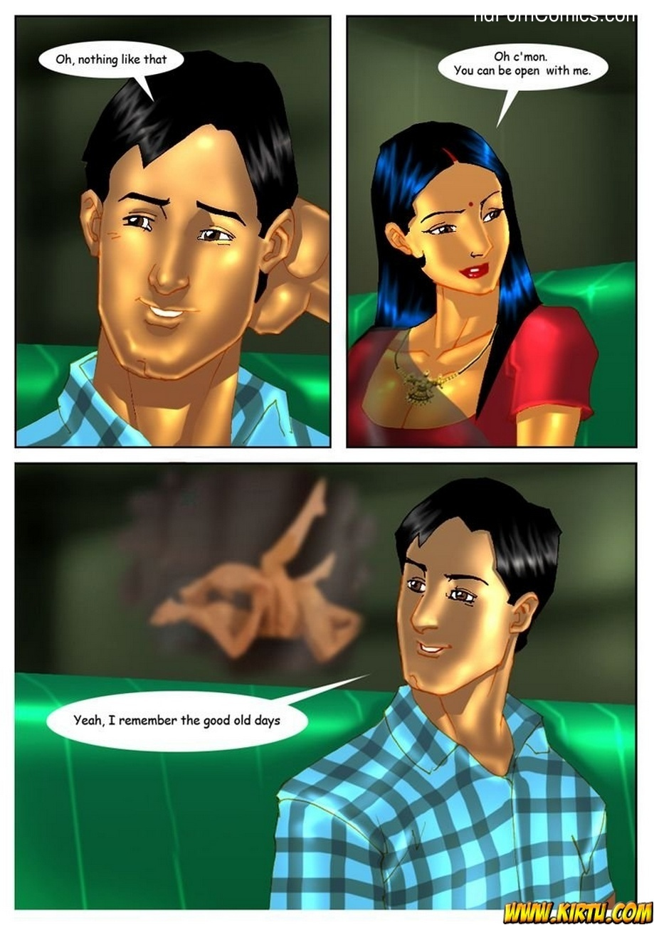 Savita Bhabhi 4 - Visiting Cousin 15 free sex comic