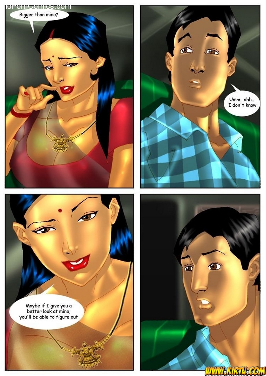 Savita Bhabhi 4 - Visiting Cousin 18 free sex comic