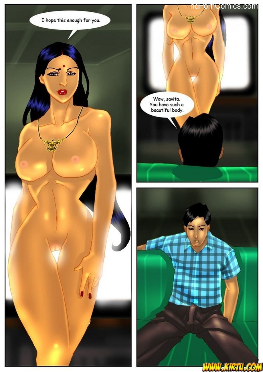 Savita Bhabhi 4 - Visiting Cousin 25 free sex comic