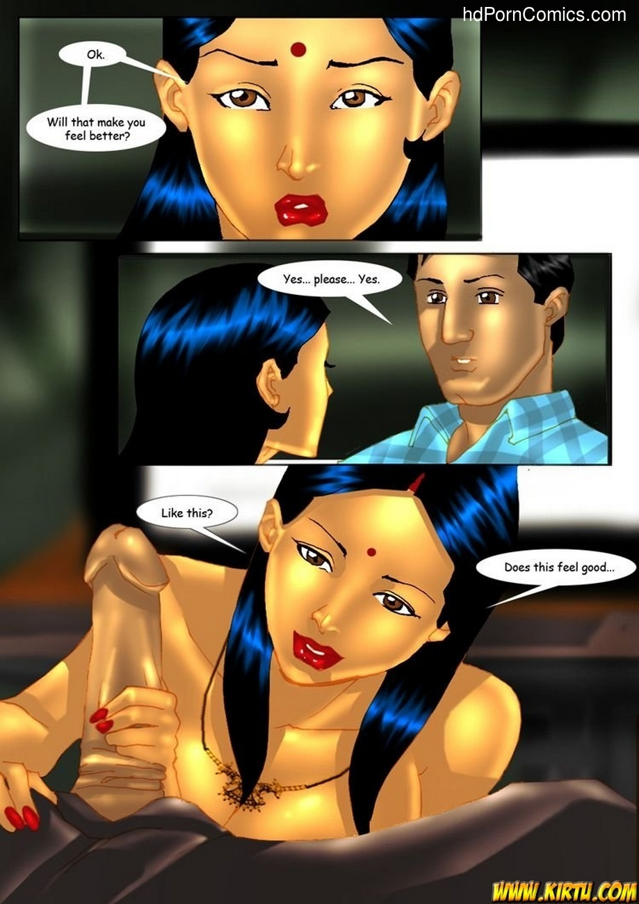 Savita Bhabhi 4 - Visiting Cousin 28 free sex comic