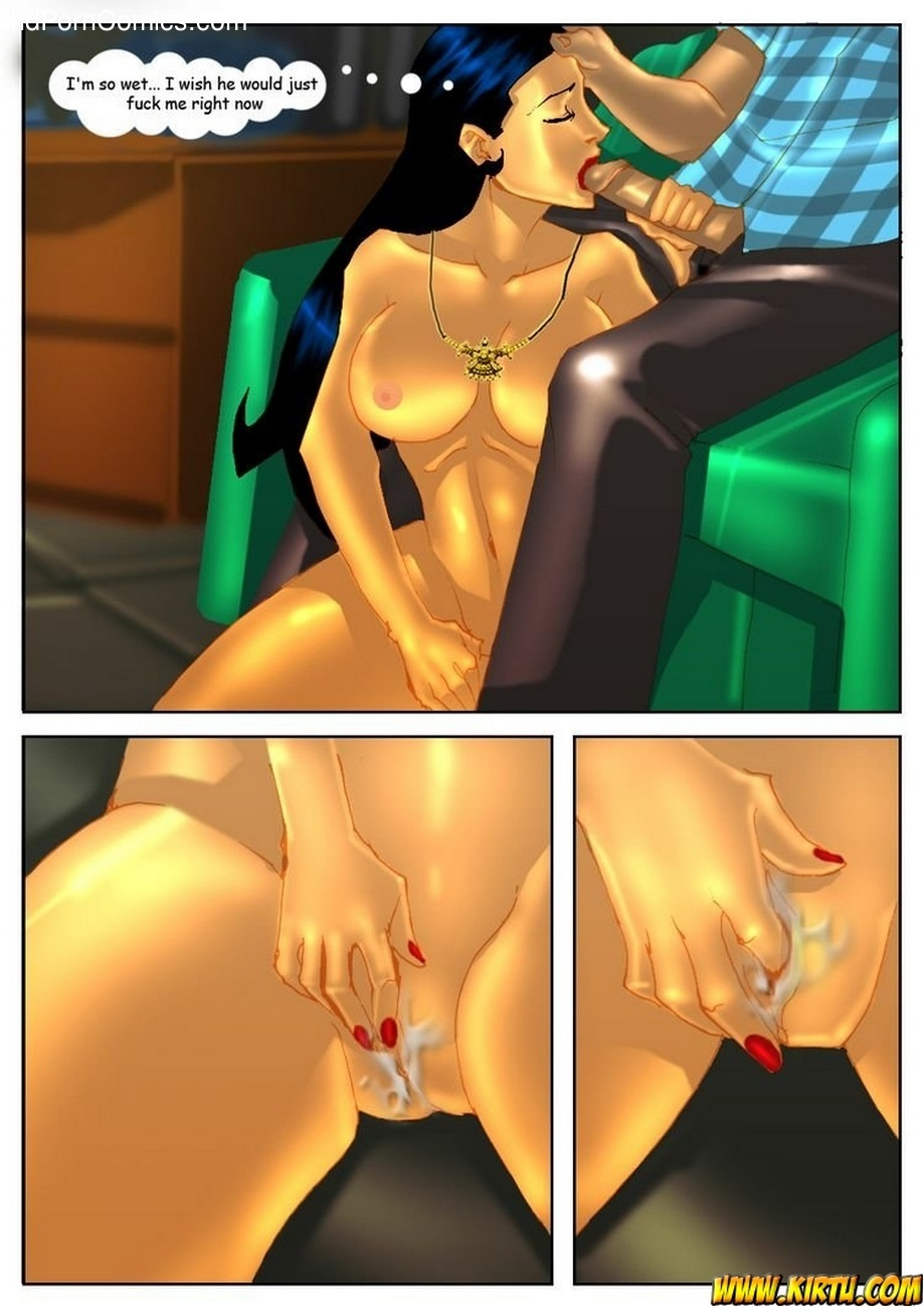 Savita Bhabhi 4 - Visiting Cousin 33 free sex comic