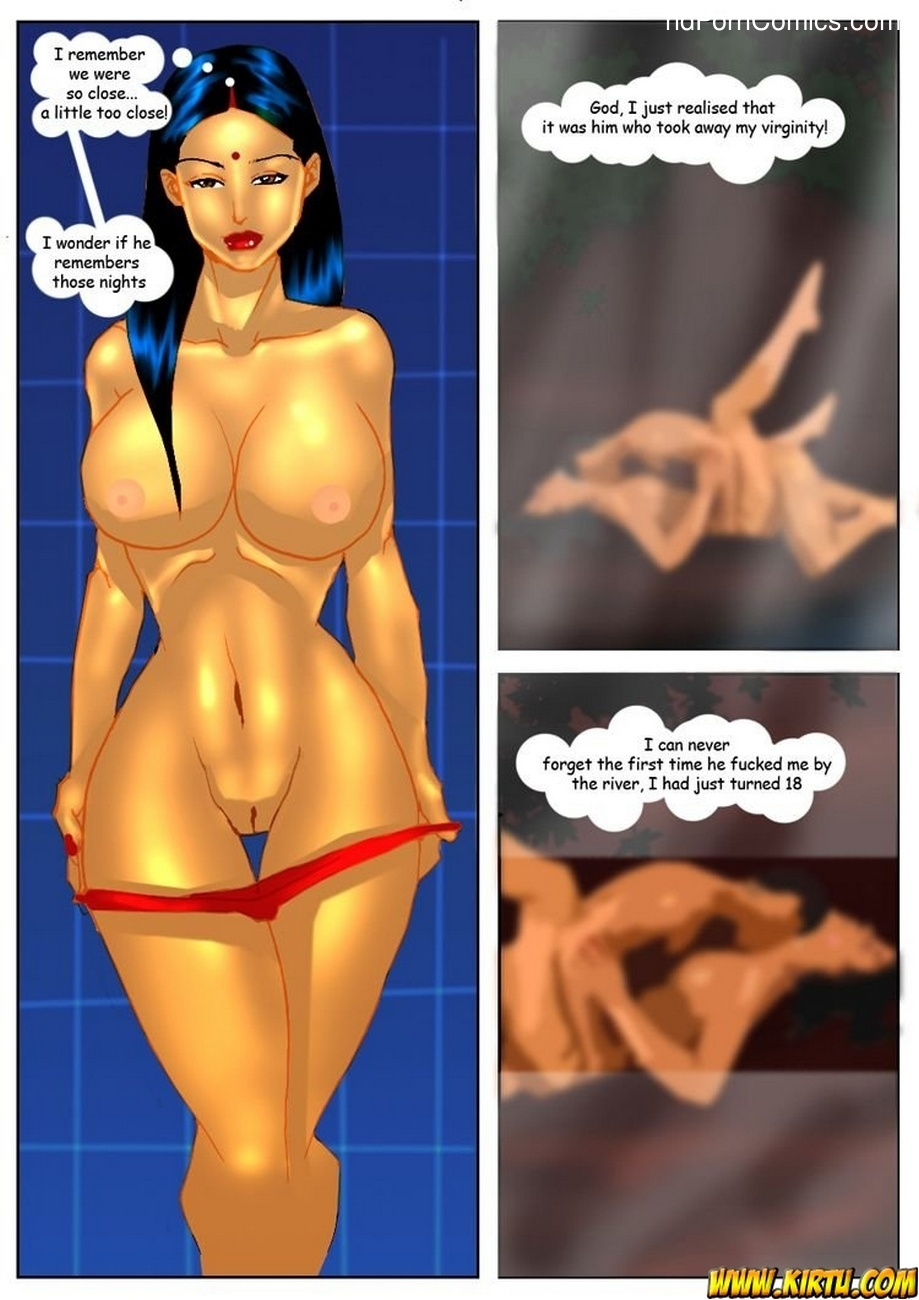 Savita Bhabhi 4 - Visiting Cousin 4 free sex comic