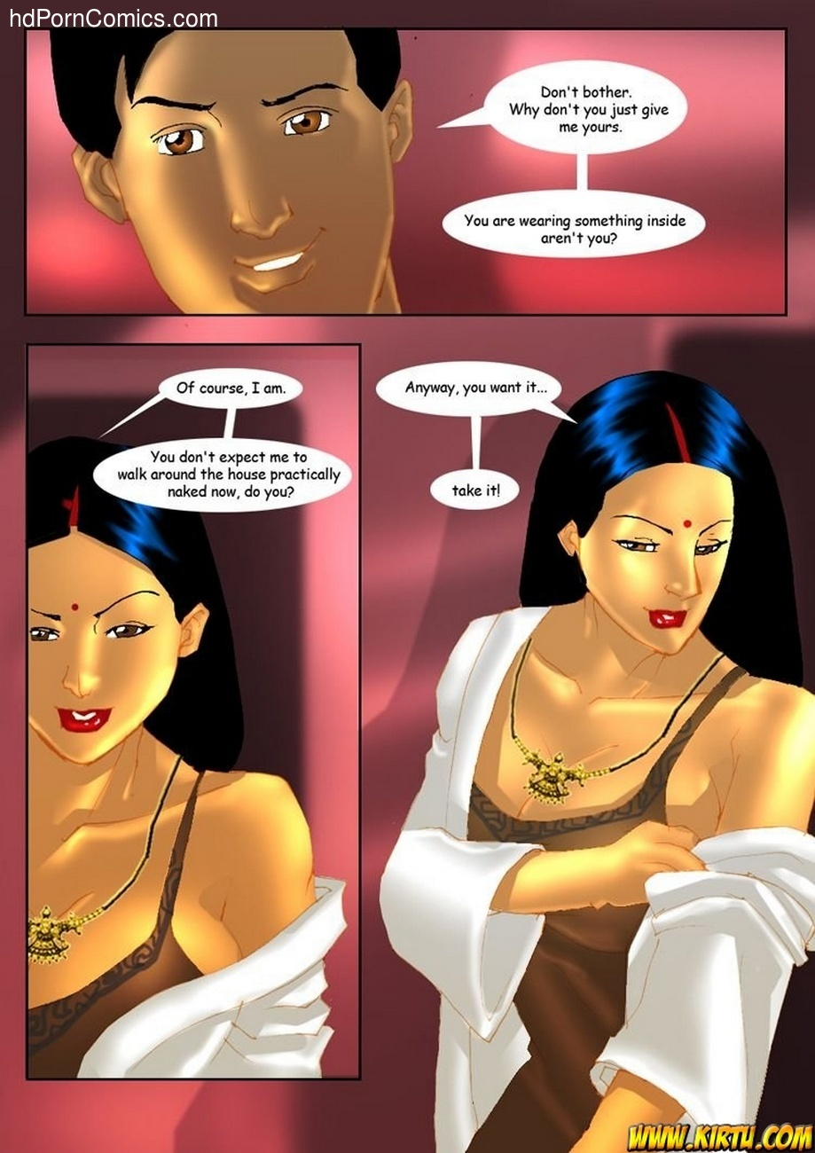 Savita Bhabhi 4 - Visiting Cousin 40 free sex comic
