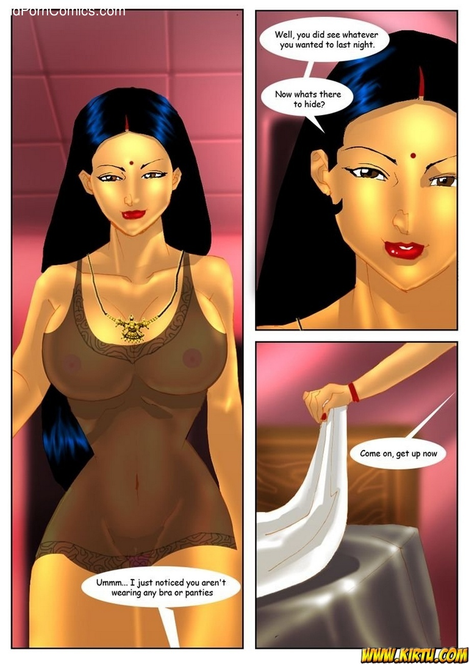 Savita Bhabhi 4 - Visiting Cousin 42 free sex comic