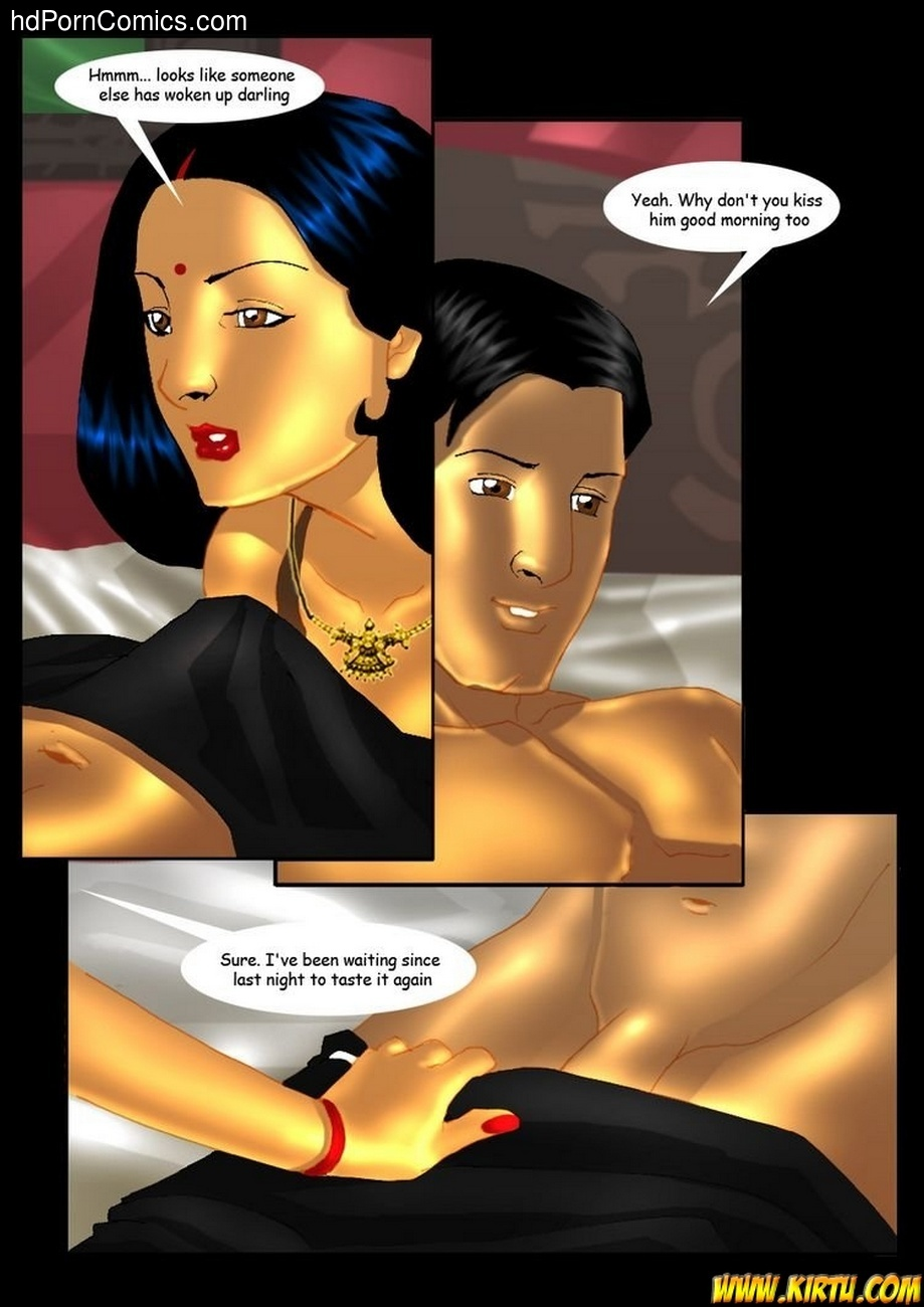 Savita Bhabhi 4 - Visiting Cousin 45 free sex comic