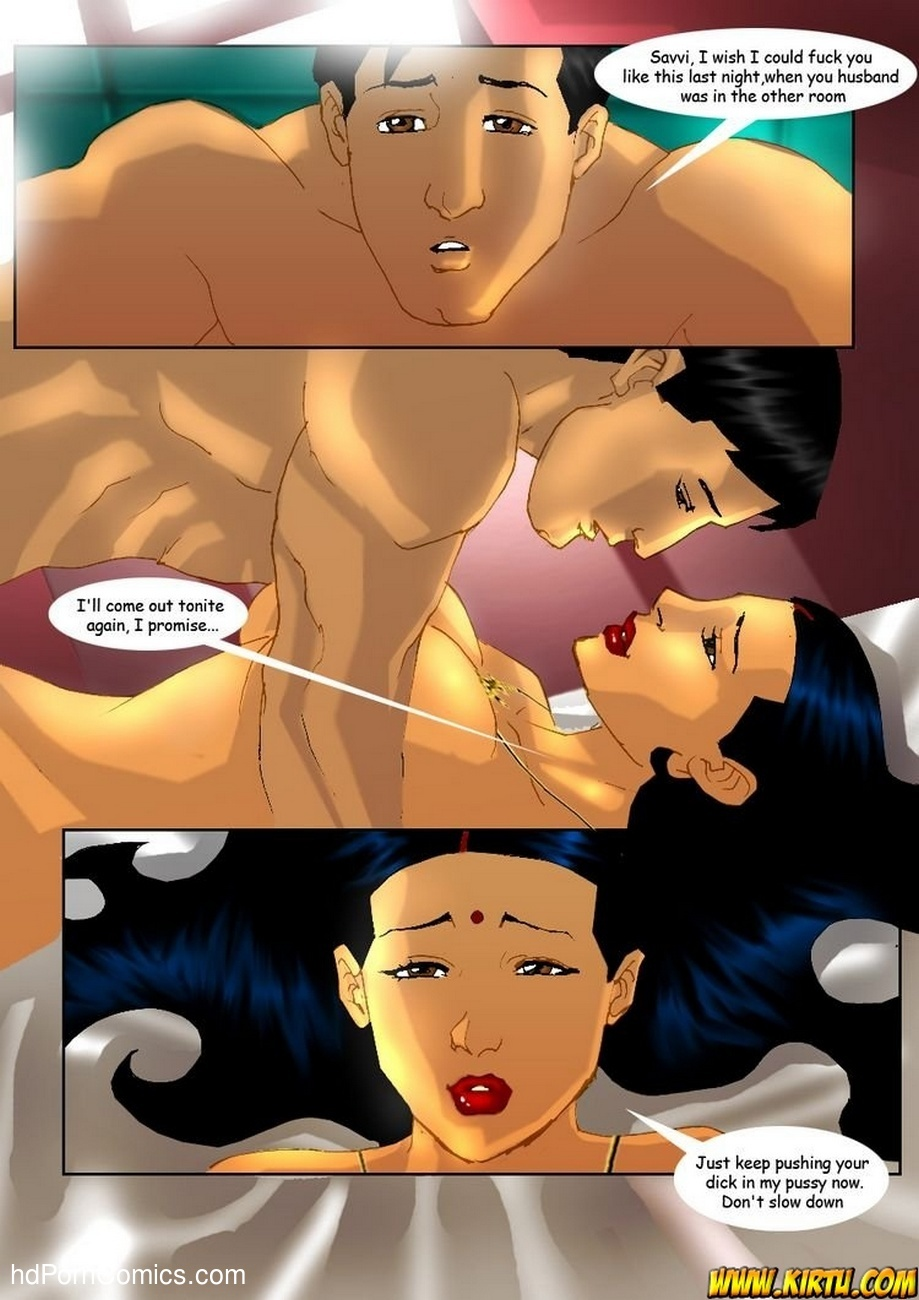 Savita Bhabhi 4 - Visiting Cousin 52 free sex comic