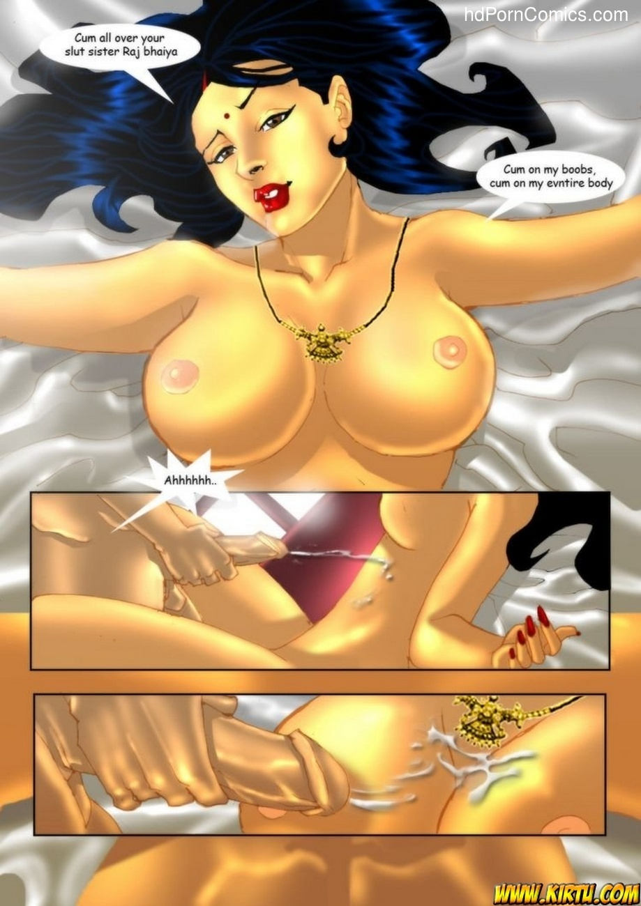 Savita Bhabhi 4 - Visiting Cousin 54 free sex comic