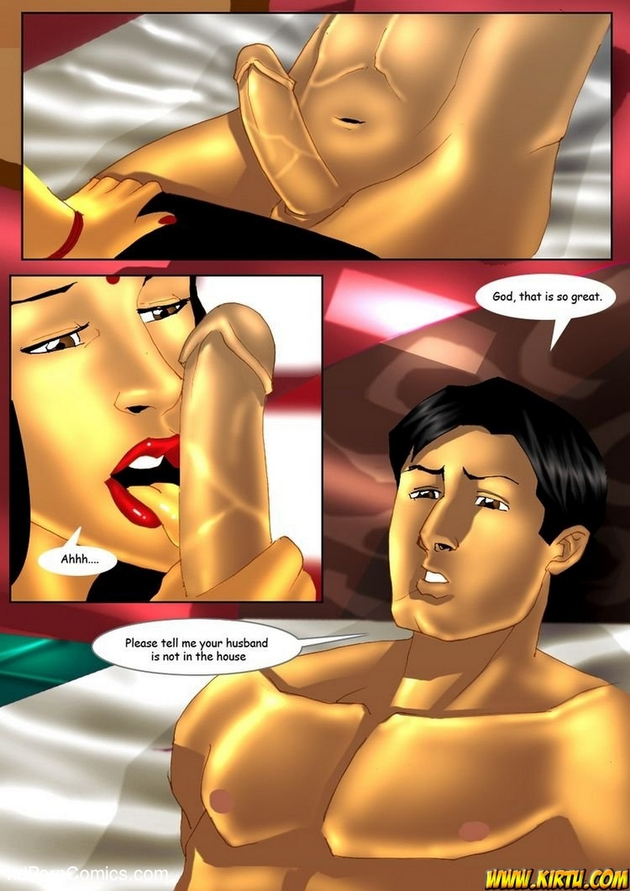 Savita Bhabhi 4 - Visiting Cousin 55 free sex comic