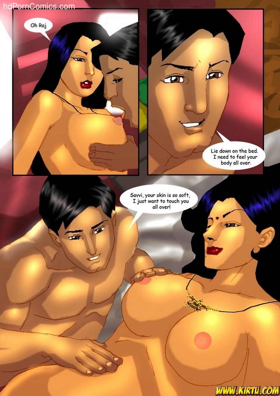 Savita Bhabhi 4 - Visiting Cousin 59 free sex comic