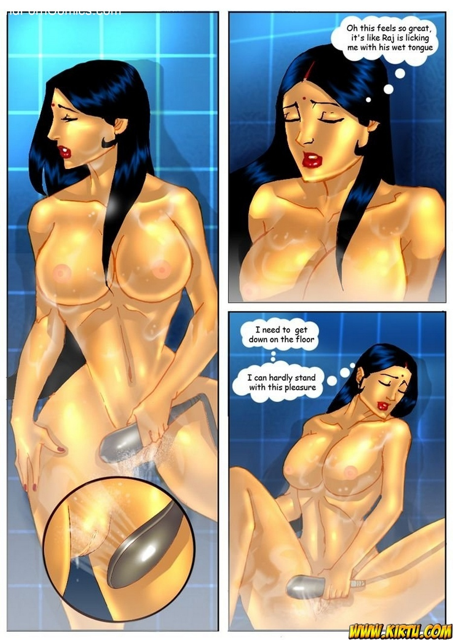 Savita Bhabhi 4 - Visiting Cousin 7 free sex comic